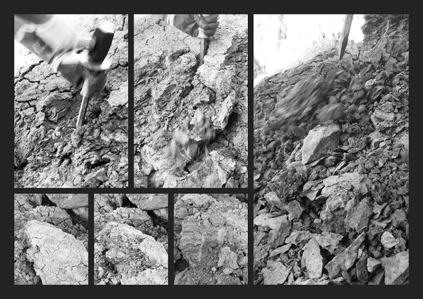 CHOULES Mass Erosion Event
