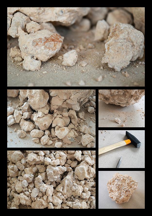 CHOULES Mass Erosion Event studio